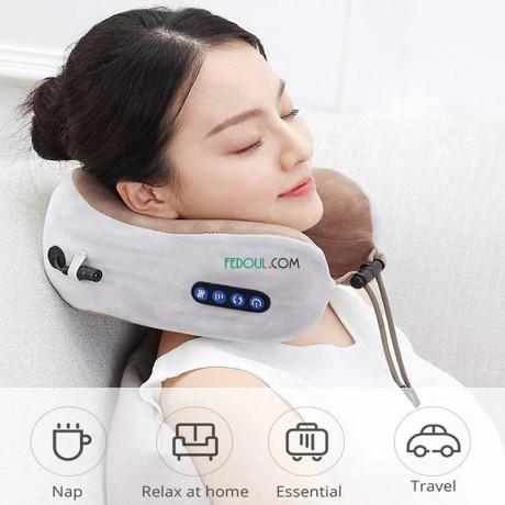 masseur-electrique-de-cou-en-forme-de-u-big-0