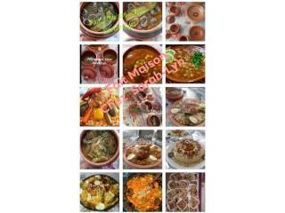 Plats traditionnels Algeriens