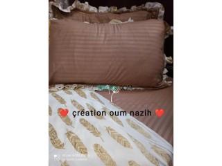 Draps de lit draps bébé couettes