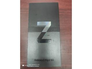Vendre Galaxy Z Flips3 5G.