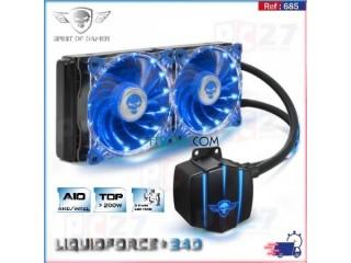 Ventilateur CPU Liquiforce 240
