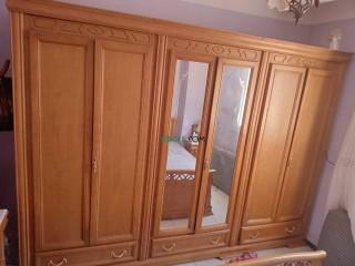 Chambre à coucher hêtre