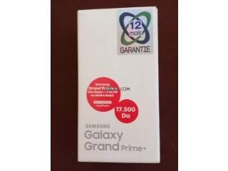 Galaxy Grand prime plus