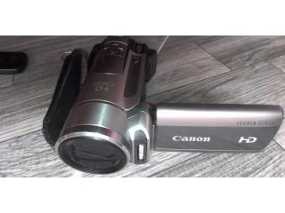 كميرا فيديو صورة Canon hd