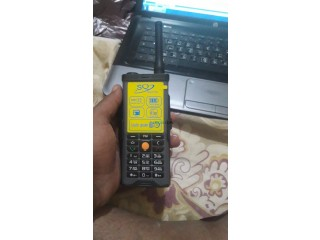 هواتف من الحجم الكبير و المتوسط مناسبة للمناطق البعيدة عن الشبكات