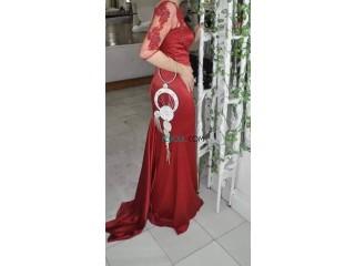 Vente tessdira karakou robe soiree badrone robe kabyle