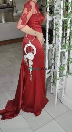 vente-tessdira-karakou-robe-soiree-badrone-robe-kabyle-big-0