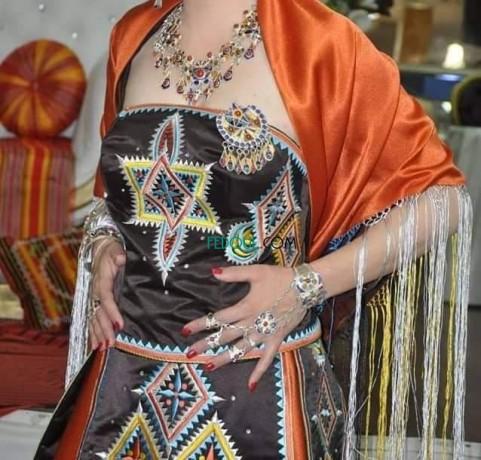 vente-tessdira-karakou-robe-soiree-badrone-robe-kabyle-big-3