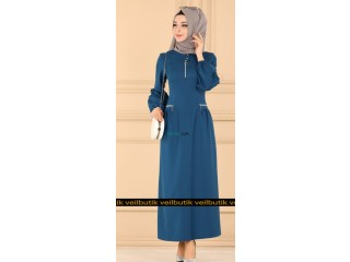 حجابات وملابس نسائية من دار أزياء تركية