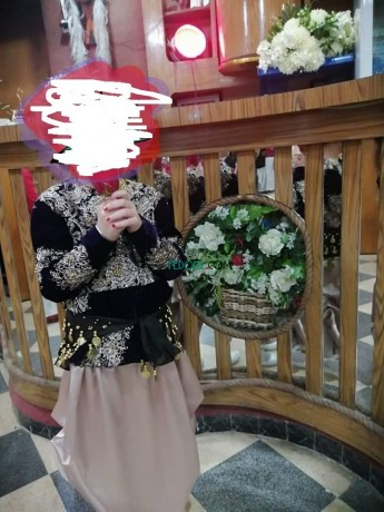 karakou-pour-petite-fille-porte-une-seule-fois-big-0