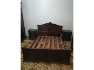 Chambre à couché bonne occasion on bois