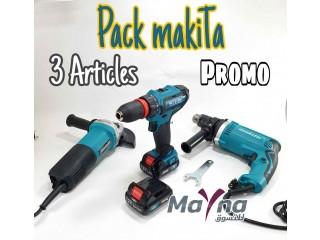 Pack makita