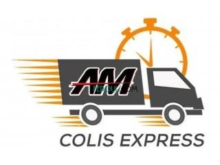 MESSAGERIE &Transport & livraison