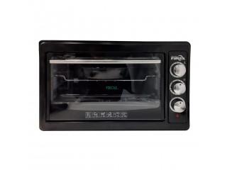 فرن تحضير الطعام بشواية مدمجة مع صينيتين لإعداد مختلف الأطباق اللذيذة والشهية Fursa Four Electrique Avec Grille 1300W AF-33-23