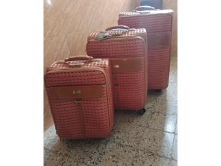 À vendre série des valises