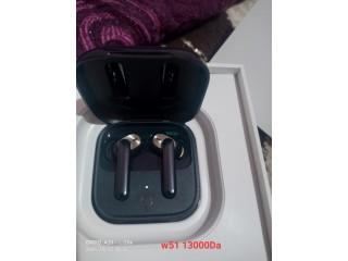 Bluetooth ou bien kit man sans fil ou bien buds