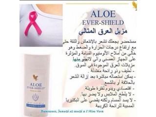 Aloe Ever-Shield | Stick Déodorant Aloès