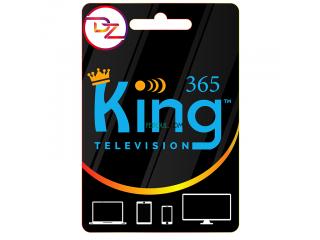 KING365 TV FHD Abonnement 3/6/12 Mois