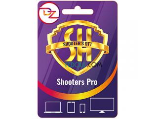Shooters OTT Premium Abonnement 3 / 6 / 12 Mois