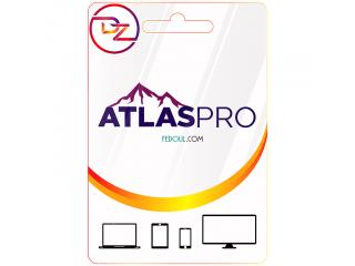 Abonnement ATLAS PRO 3 / 6 / 12 mois - Serveurs IPTV