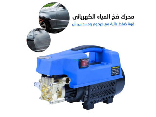 محرك ضخ المياه الكهربائي بأداء وقوة ضغط عالية