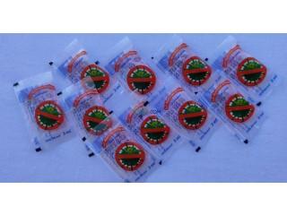 Gel hydroalcoolique en dosettes