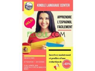 Promotion Kindle langage centre