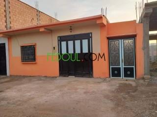 Maison à vendre à bouhank