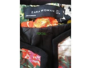 Veste la marque Zara