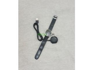 MONTRES NOKIA - Montre tracker d'activité STEEL HR 40MM 36MM - Bracelet silicone