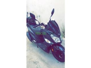 Une très bonne scooter à vendre
