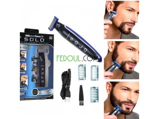 Tondeuse cheveux Micro Touch Solo