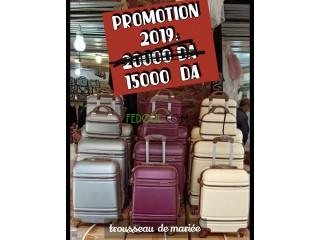 Valises NBS (5 pc) promotion