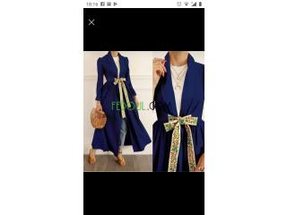 Kimono de la Turquie