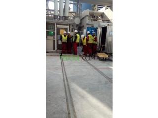 Électricien bâtiment industriel