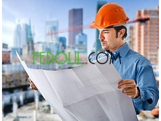 Ingenieur en genie civil