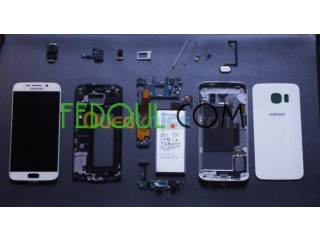 Pièces Galaxy S6 Edge G925F / 32 GB