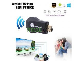Anyast M2 plus - Connecter votre smartphone à votre TV