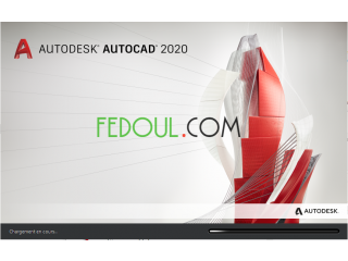 AUTODESK AUTOCAD 2020 version étudiant
