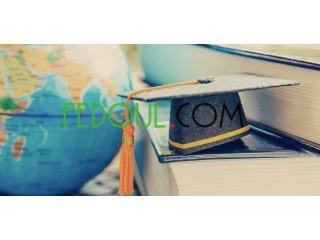 Paiement de frais d'études à l'étranger