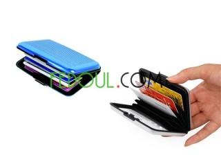 Porte carte magnétique محفظة بطاقات الإلكترونية