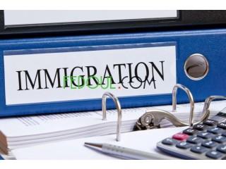 Paiement de frais d'immigration à l'étranger