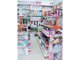 بيع محل فيه لوازم حلويات
