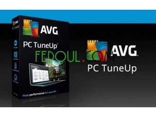 AVG PC TuneUp, 1 poste, 1 an