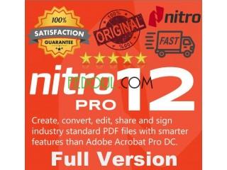 NITRO PDF 12 Pro