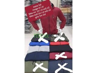 Veste cotton disponible