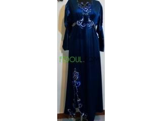 Robe katifa قندورة قطيفة صنعة جديدة