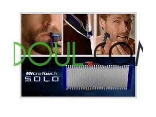 Tondeuse cheveux Micro Touch Solo