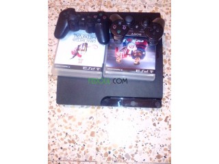 Ps3 150gb fih ga3 swalhah sel3a ta3 lorop