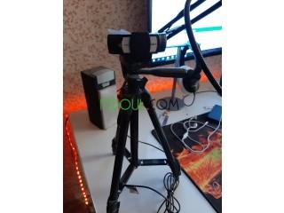 Camera Logitech C930e Avec Stand